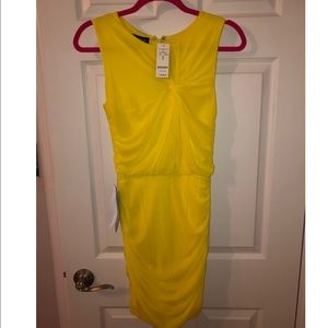 Bebe Dress New with tags, size Small.